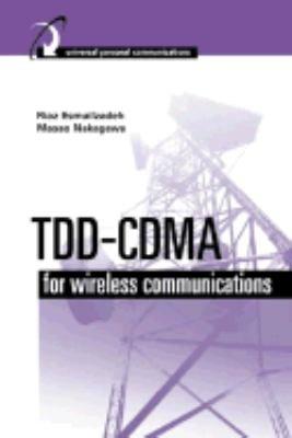 TDD CDMA for Wireless Communications PDF