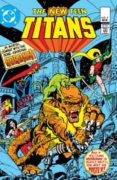 The New Teen Titans (1980-) #5