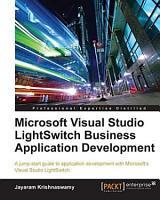 Microsoft Visual Studio LightSwitch Business Application Development PDF