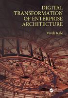 Digital Transformation of Enterprise Architecture PDF