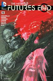 The New 52: Futures End (2014-) #15