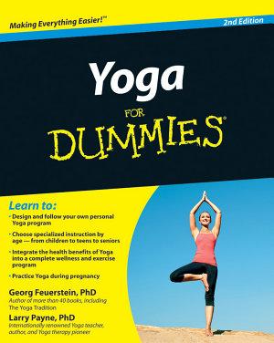 Yoga For Dummies PDF