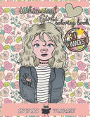 Whimsical Girls Coloring Book PDF