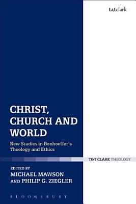 Christ  Church and World PDF
