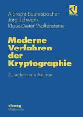 Moderne Verfahren der Kryptographie: Von RSA zu Zero-Knowledge, Ausgabe 2