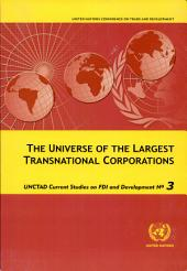 The Universe of the Largest Transnational Corporations
