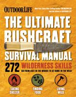 Outdoor Life  The Ultimate Bushcraft Survival Manual PDF
