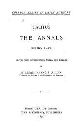 The Annals: Books I.-VI.