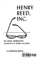 Henry Reed, Inc.