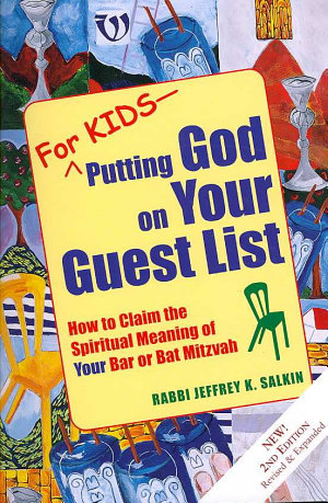 For Kids  putting God on Your Guest List