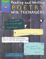 Reading and Writing Poetry with Teenagers PDF