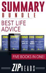 Summary Bundle Best Life Advice Book PDF