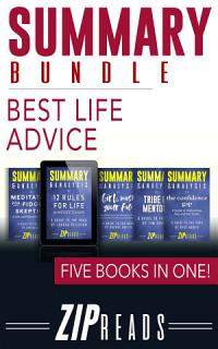 Summary Bundle   Best Life Advice Book