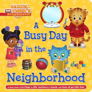 A Busy Day in the Neighborhood Book