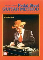 Deluxe Pedal Steel Guitar Method