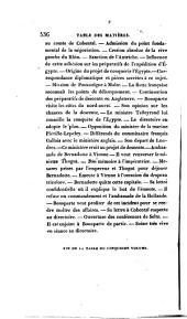 Memoires tires des papiers d'un homme d'etat: sur les acauses secretes qui ont determines la politique des cabinets dans les guerres de la Revolution, depuis 1792 jusqu'en 1815, Volume5