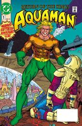 Aquaman (1991-) #1