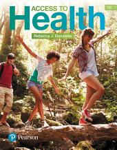 Access to Health: Edition 15