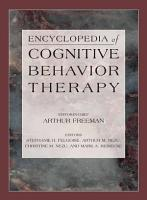 Encyclopedia of Cognitive Behavior Therapy PDF