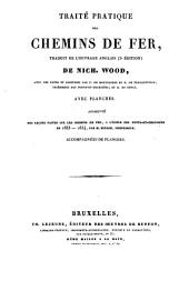 Traité pratique des chemins de fer