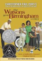 The Watsons Go to Birmingham  1963 PDF