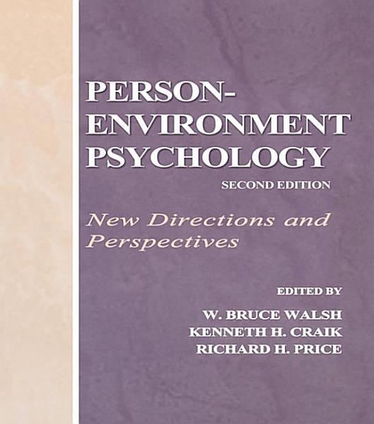 Person-Environment Psychology