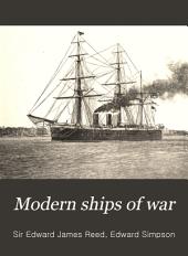 Modern Ships of War