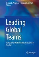 Leading Global Teams PDF