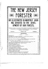 New Jersey Forester PDF