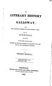 The literary history of Galloway