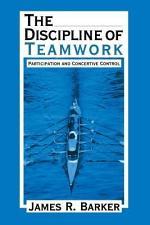 The Discipline of Teamwork