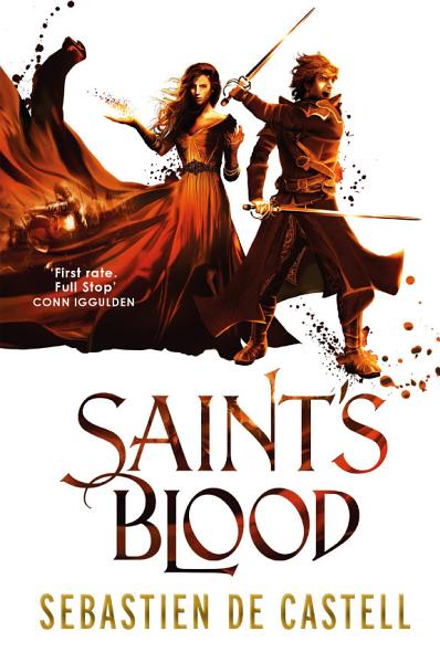 Download Saint s Blood Book