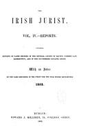 The Irish Jurist PDF