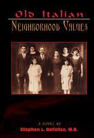 Old Italian Neighborhood Values PDF