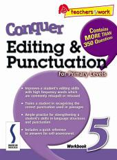 e-Conquer Editing & Punctuation Workbook 5