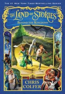 The Land of Stories  Beyond the Kingdoms Book