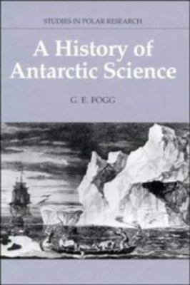 A History of Antarctic Science