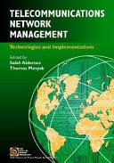 Telecommunications Network Management