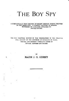 The Boy Spy PDF