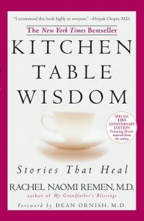 Kitchen Table Wisdom Book