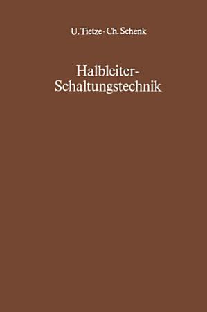 Halbleiter Schaltungstechnik PDF