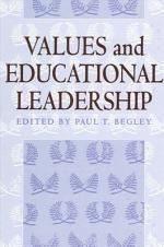 Values and Educational Leadership