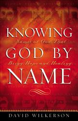 Knowing God By Name Book PDF
