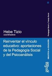 Reinventar el vínculo educativo