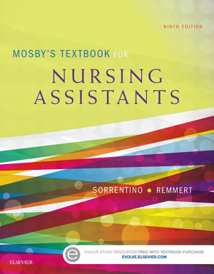 Mosby s Textbook for Nursing Assistants   E Book