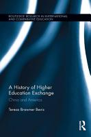 A History of Higher Education Exchange PDF