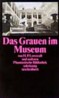 Das Grauen im Museum und andere Erz  hlungen PDF