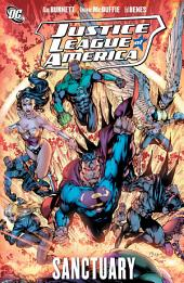 Justice League of America: Sanctuary