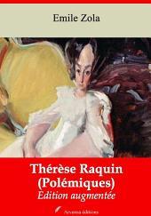 Thérèse Raquin (Polémiques): Nouvelle édition augmentée
