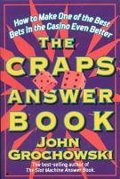 The Craps Answer Book PDF